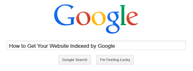 how to get indexed by google